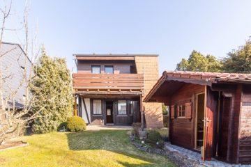 Kleines freistehendes Einfamilienhaus mit Garten, 75378 Bad Liebenzell / Monakam, Einfamilienhaus