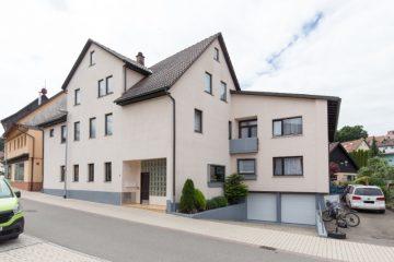 Diese 4 Zimmer – Dachgeschosswohnung wird gerade für Ihre Familie komplett renoviert!, 75378 Bad Liebenzell, Dachgeschosswohnung