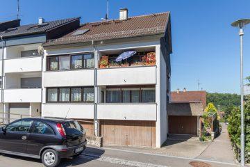 Gepflegtes Mehrfamilienhaus mit 4 Wohnungen zur Kapitalanlage, 74376 Gemmrigheim, Mehrfamilienhaus