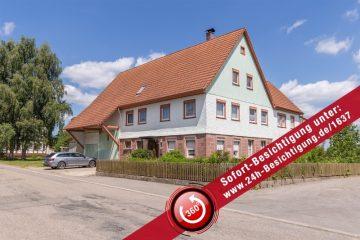 Sie haben die Pferde und wir die passende Immobilie!, 72294 Grömbach, Bauernhaus