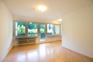 Gepflegte 2 Zimmerwohnung mit Balkon und Aufzug, 75305 Neuenbürg, Etagenwohnung