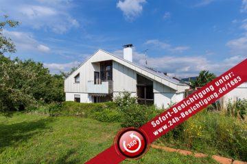 Ein ungeschliffener Rohdiamant | Einfamilienhaus für Individualisten in sonniger & ruhiger Lage., 73525 Schwäbisch Gmünd, Einfamilienhaus