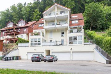 Barrierefreie 1 – Zimmerwohnung mit kleiner Terrasse und Aufzug, 75378 Bad Liebenzell, Etagenwohnung