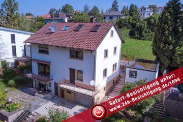 Ihr neues Zuhause für die ganze Familie!, 75173 Pforzheim, Doppelhaushälfte