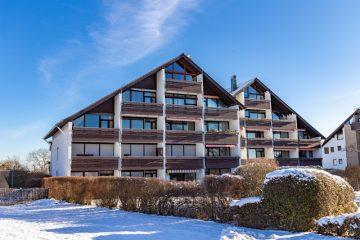 Sonnige 2 – Zimmerwohnung mit 2 Balkonen!, 75378 Bad Liebenzell / Beinberg, Etagenwohnung